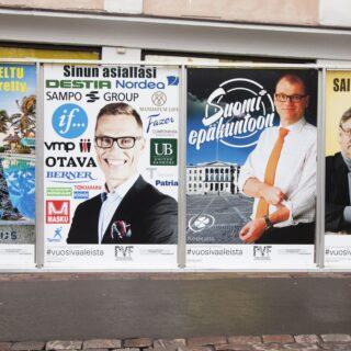 Suomi epäkuntoon