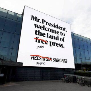 Median vastuu ja mitä sillä voi pyyhkiä
