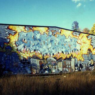 Graffitin anatomia