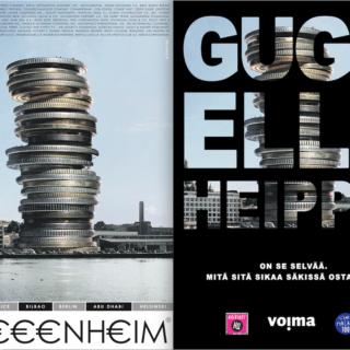 Guggenheim-saagan alku ja loppu