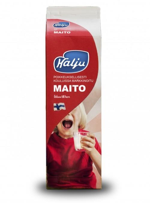MAinostettu maito