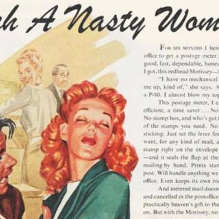 Seksistiset mainokset ja Donald Trump
