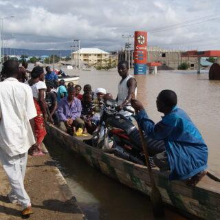 Nigeriassa on koulutettu satoja ilmastotoimittajia