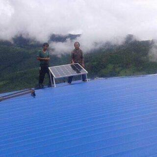 Nepalin vuoristokylissä kasvatetaan ilmastotietoisuutta