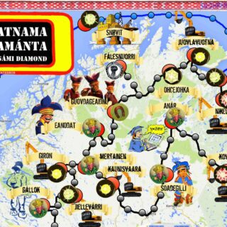 Kuka kuuntelee saamelaisia?