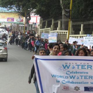 Intiassa ilmastonmuutoksen seurauksia ratkotaan vesiturvallisuutta parantamalla