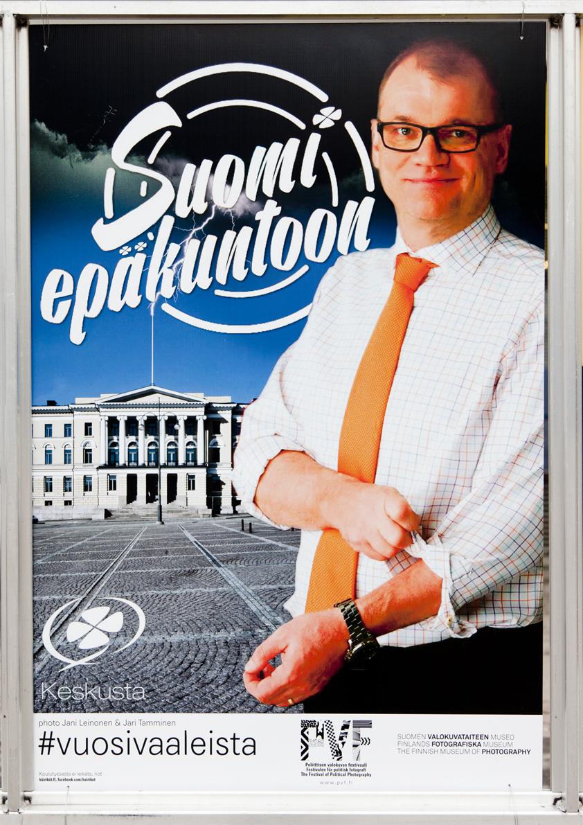 Jani Leinonen & Jari Tamminen: Suomi kuntoon, not.