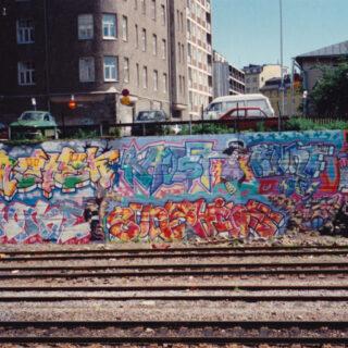 Graffitibuumista graffitibuumiin