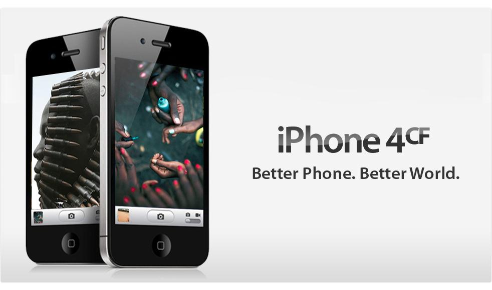 """The Yes Menin luoma iPhone 8cf -nettisivu kritisoi elektroniikan tuotannon ja yritysvastuun epäkohtia. Vastamainoksen mukaan Apple julkaisi maailman ensimmäisen """"eettisen älypuhelimen"""" – iPhone 4cf sisälsi tutut upeat ominaisuudet, mutta tuotannossa ei käytetty Kongon konfliktimineraaleja tai lapsityövoimaa. Brändin kaappaaminen ja sivun alasajo aiheuttivat suurta hämmennystä."""