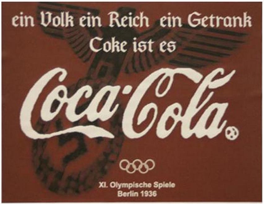 Taste The Feeling vaan. Tiesittekö, että Berliinin vuoden 1936 olympialaisia pidettiin niin täydellisen hyvin toteutettuina, että piireissä käytiin ihan vakavissaan keskustelua mahdollisuudesta järjestää kaikki olympialaiset ikuisesti siellä?
