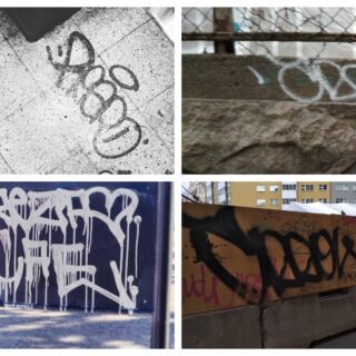 Graffiti – säröjä yhteiskunnan julkisivussa