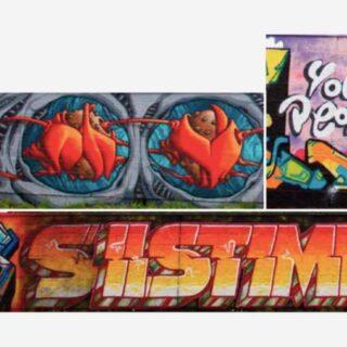 Graffiti politiikan ja byrokratian pyörteissä