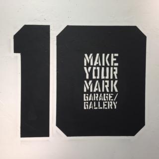 Make Your Mark – 10 vuotta graffitia ja galleriaa