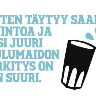 Saako maitomyyttejä murtaa, kenen tunteita ei saa loukata ja milloin mainos ei ole mainos?