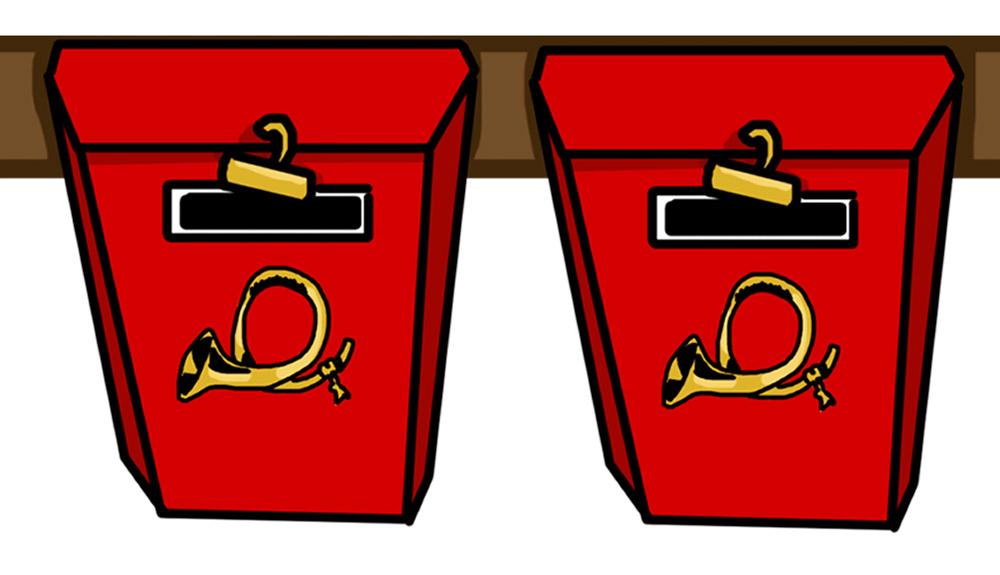 Talous.postilaatikot