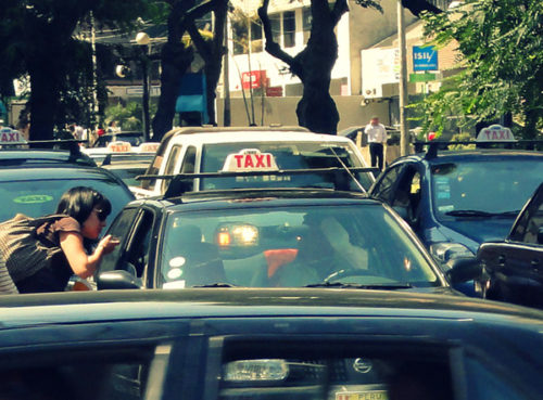 Lima, taksien kaupunki