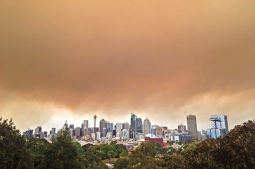 Ei ilmastototuutta kiitos, olemme australialaisia