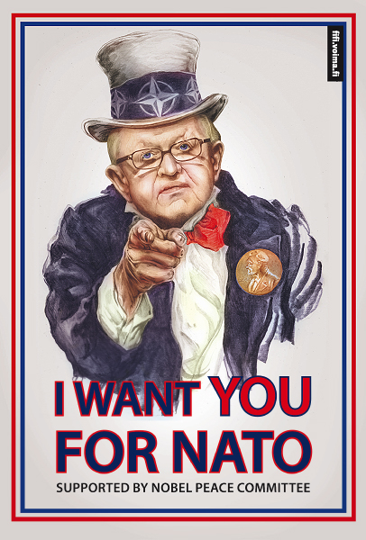 I want you for Nato