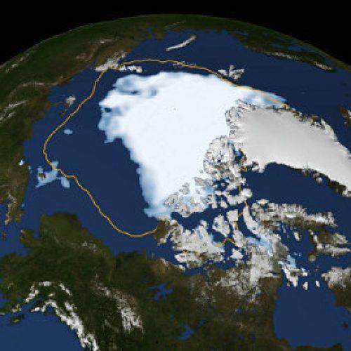 Aimo annos arktista sulamista