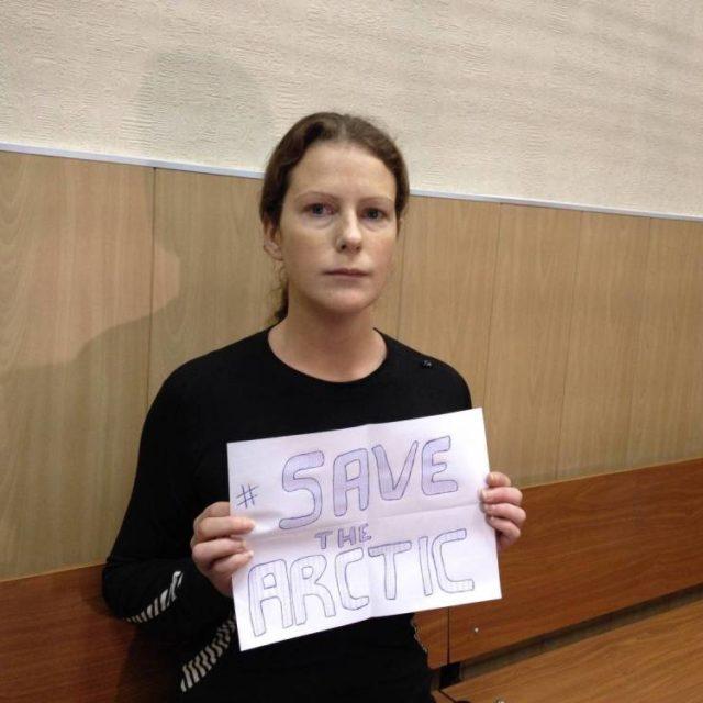 Venäjän ote aktivisteista lipsuu