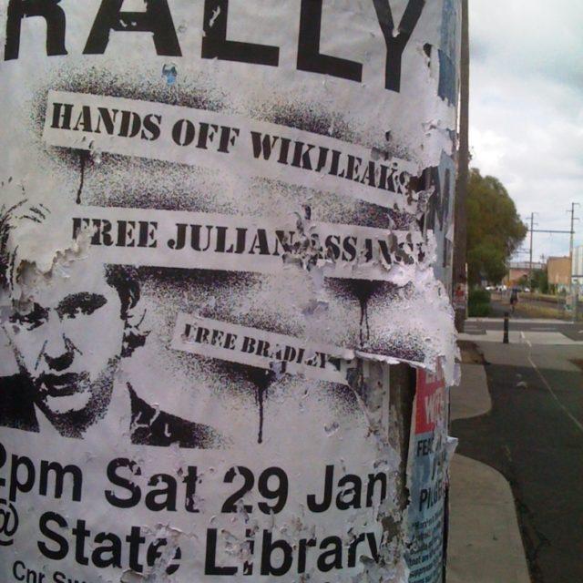 Julian Assangen koti-ikävä
