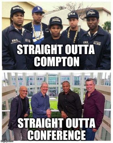 Dr. Dre ja kapina joka kuoli