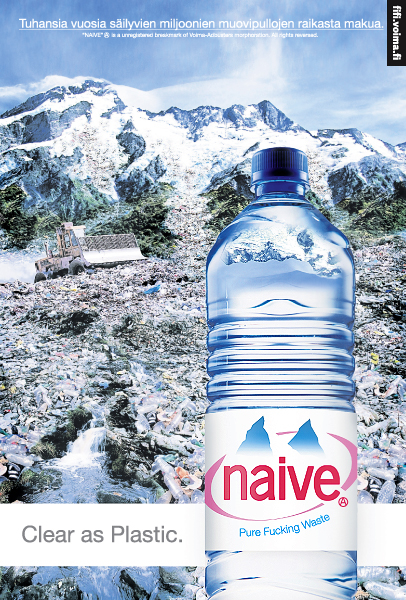 Naive – clear as plastic