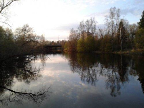 Sauna, Sibelius & Santeri Kinnunen