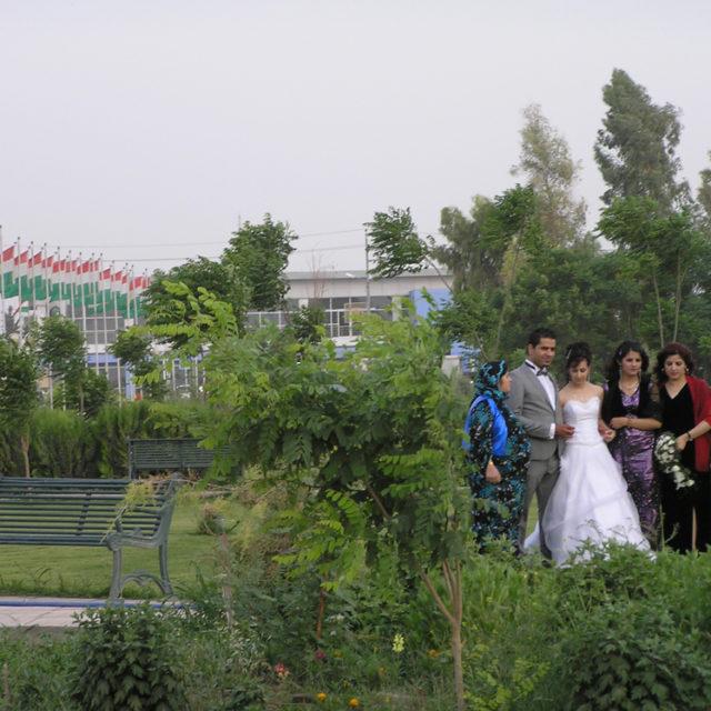 Kurdistanin ihanat puistot