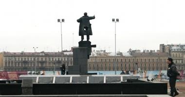 Kuvia Pietarin Leninistä