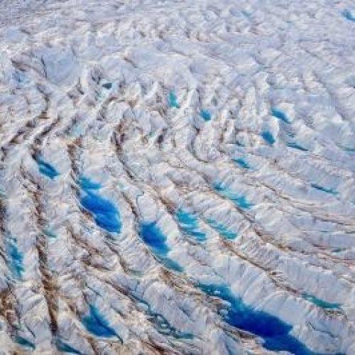 Sulaako Grönlannin jää nopeasti?