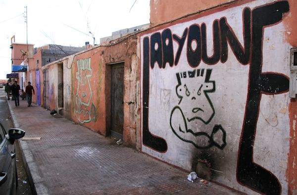 Mitä järkeä on lomailla El Aaiúnissa?
