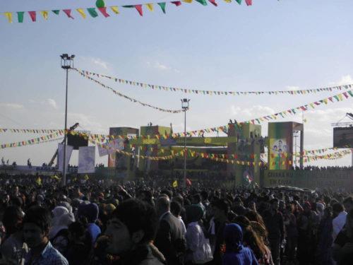 Liftireissulla Kurdistanissa