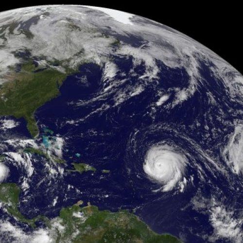 Hurrikaanien hullut päivät