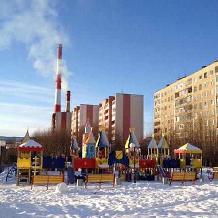 Arktisen Venäjän paras teatteri