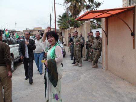 Uuden sukupolven irakilainen poliitikko