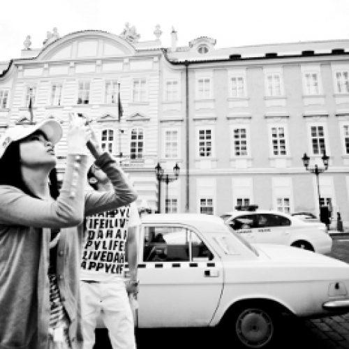 Praha ja ihana squat