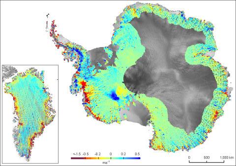 Mistä metaani tuli, mistä jää lähti?