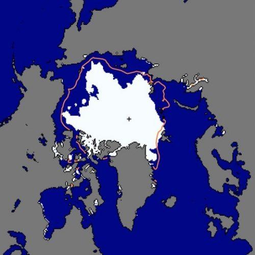 Arktiset laivaväylät aukesivat