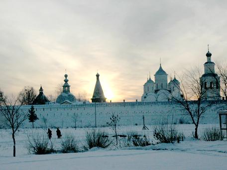 Yleissivistystä Vologdassa