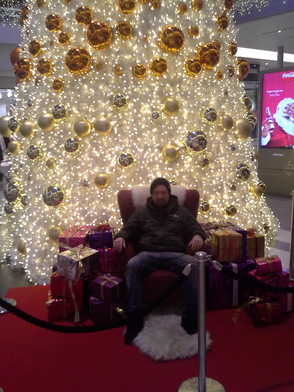 Ihanaa joulunodotusta!
