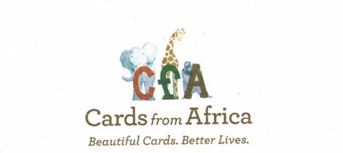 Ilmoitus: Kortteja Afrikasta
