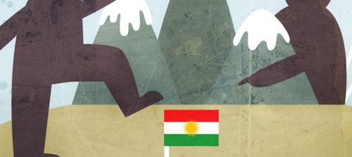 Kurdistanin pommittaminen yhdistää viholliset