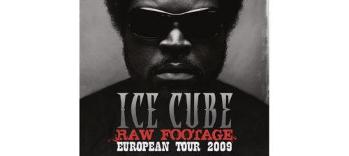 Ilta Ice Cube -turistina