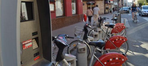 Mainospyörät rullaavat Helsinkiin