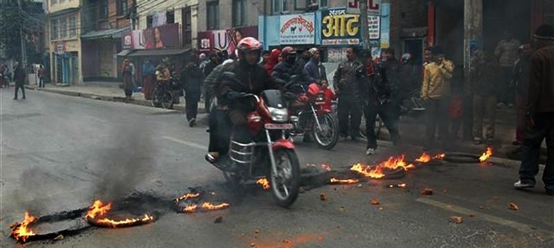 Matalapainetta Nepalissa