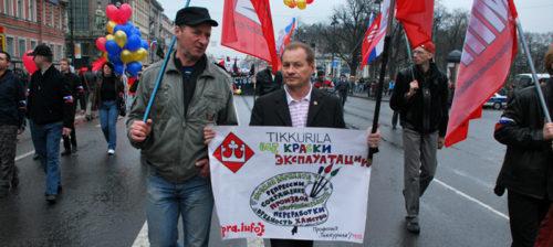 Pietarin tikkurilalaiset eivät aio luovuttaa