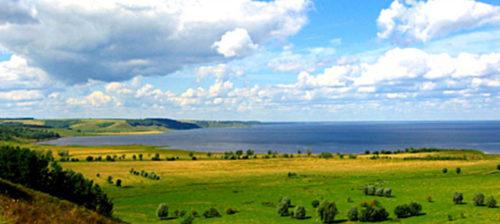 Volgalla pelätään ympäristökatastrofia