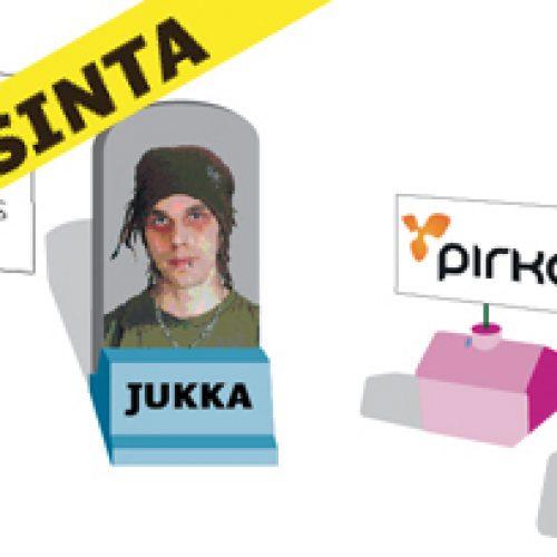 Pelinappulana Jukka