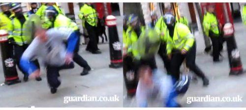 Pääsiäiskapina poliisiväkivaltaa vastaan